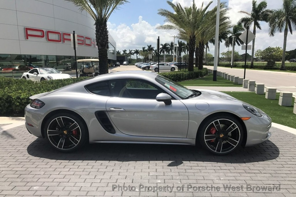 2018 Porsche 718 New Review