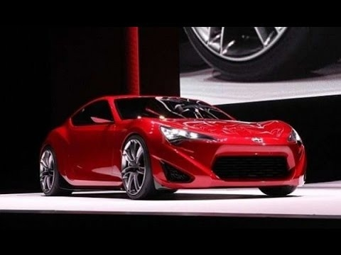 The 2018 Scion Frs New Release