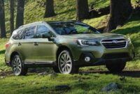New 2018 Subaru Outback Specs and Review