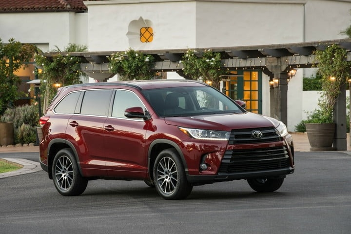2018 Toyota Highlander New Review