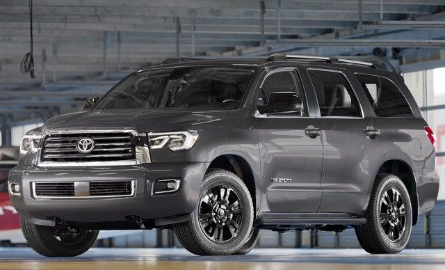 The 2018 Toyota Sequoia Price and Release date
