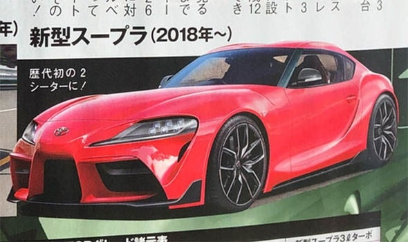 Best 2018 Toyota Supra Price and Release date