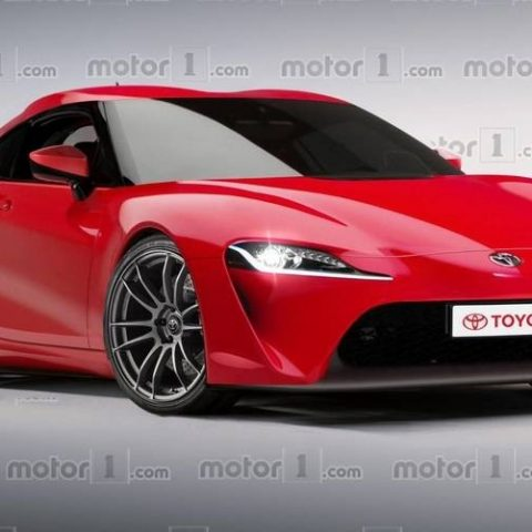 2018 Toyota Supra New Review