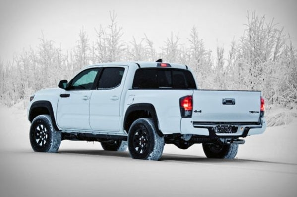 The 2018 Toyota Tacoma Diesel Overview