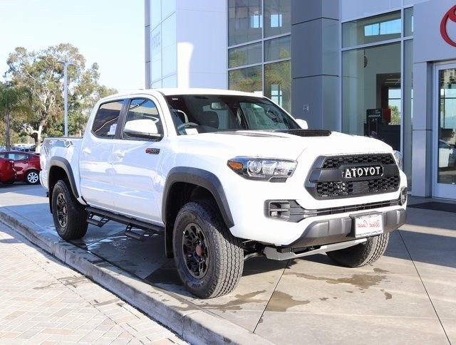 New 2018 Toyota Tacoma Review and Specs