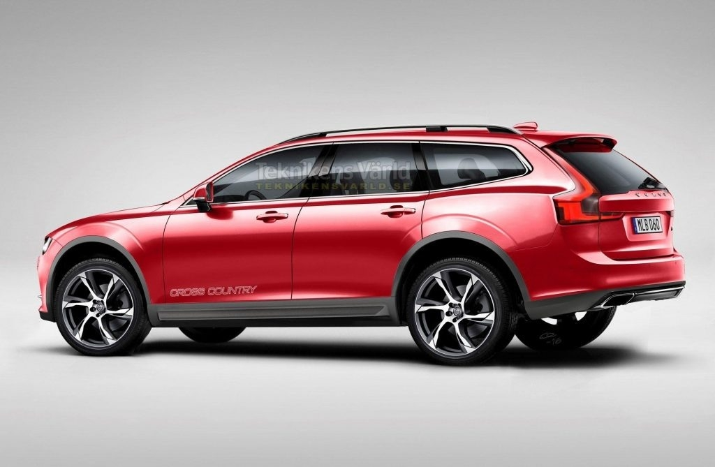 Best 2018 Volvo V60 CRoss Country Redesign and Price