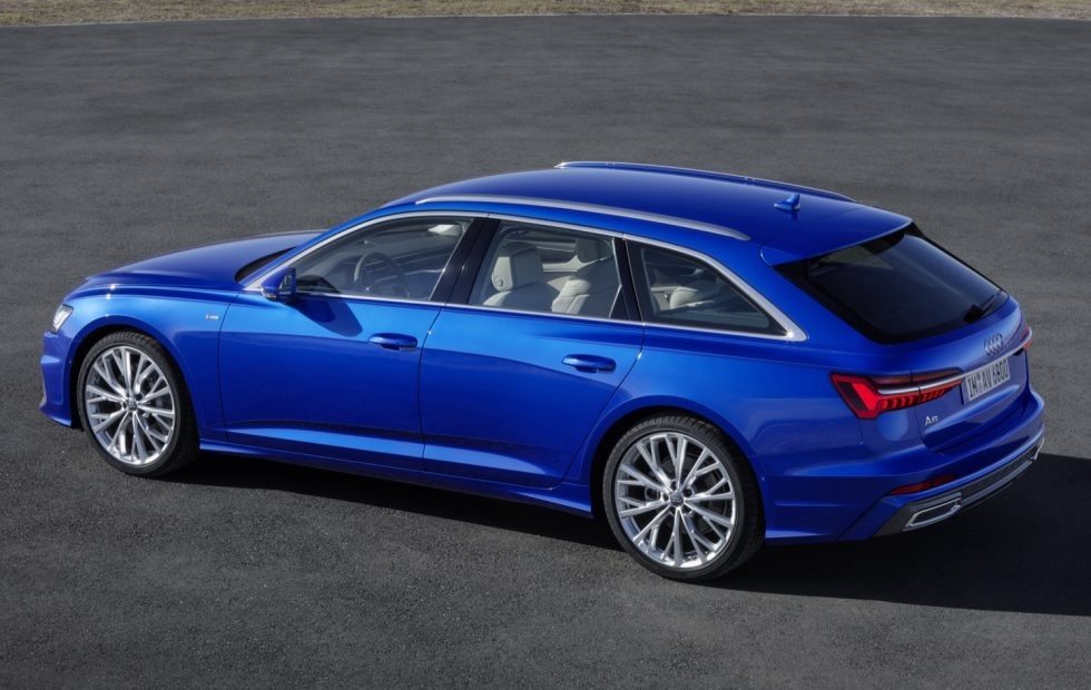 New 2019 A6 Price