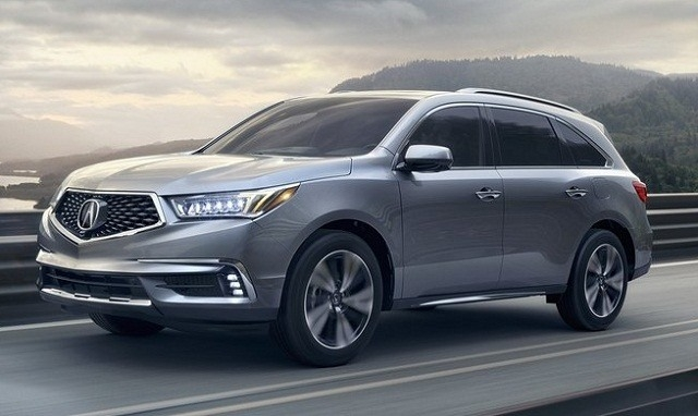 2019 Acura MDX Hybrid New Review
