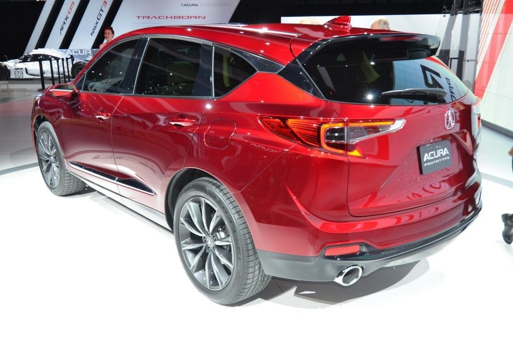 New 2019 Acura Mdx Pre Auto Redesign and Price