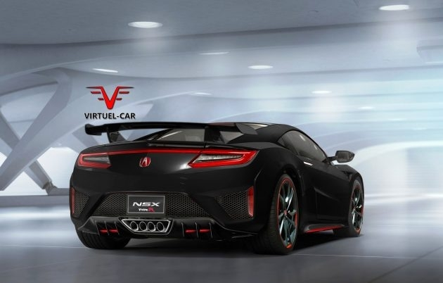 New 2019 Acura Nsx Type R New Release