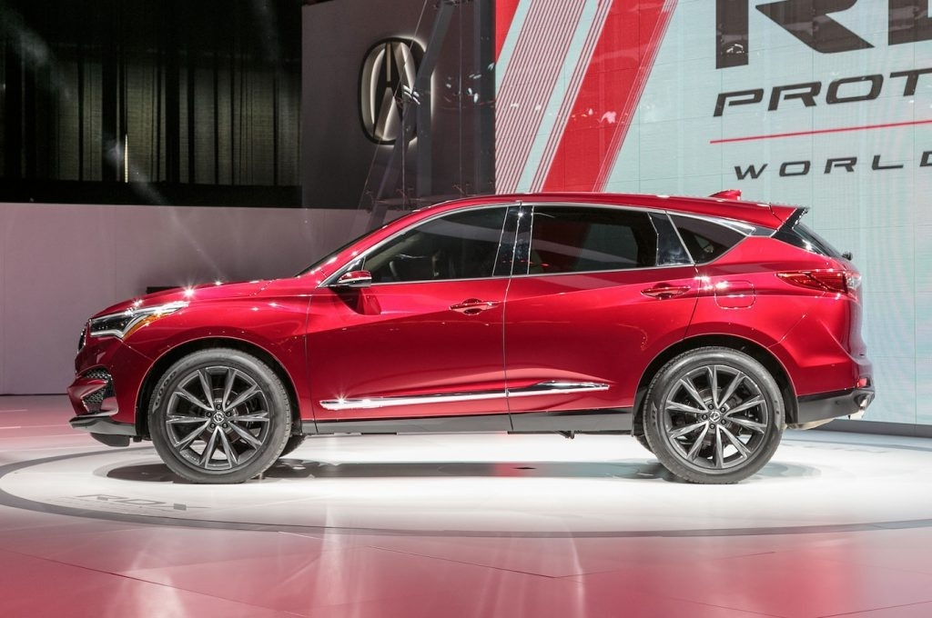 Best 2019 Acura Rdx Owner'S Manual Picture