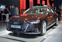 The 2019 Audi A8 L In Usa First Drive