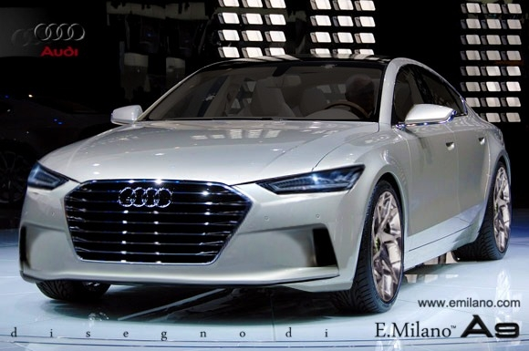 Best 2019 Audi A9 Redesign and Price