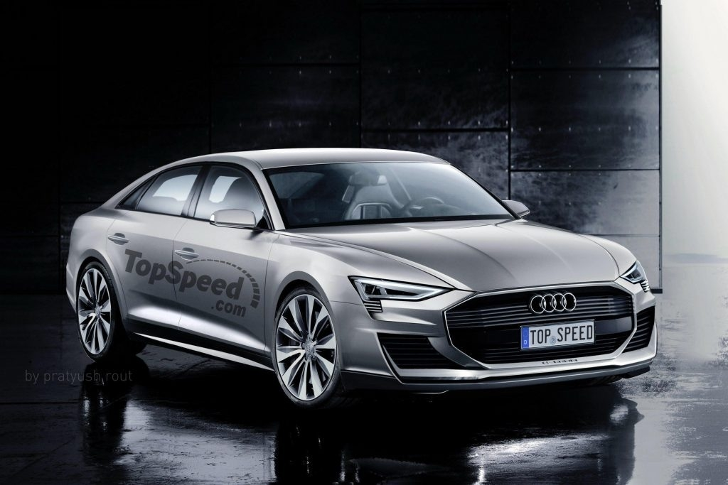 The 2019 Audi A9 First Drive