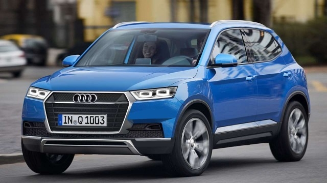 The 2019 Audi Q1 First Drive