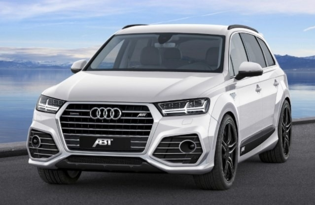 New 2019 Audi Q7 Colors Release date and Specs