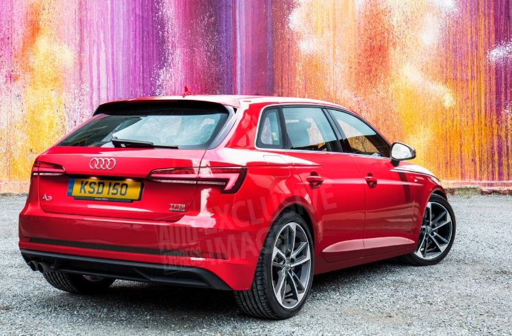 New 2019 Audi Rs3 Sportback Picture