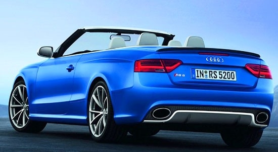 The 2019 Audi Rs5 Cabriolet Review