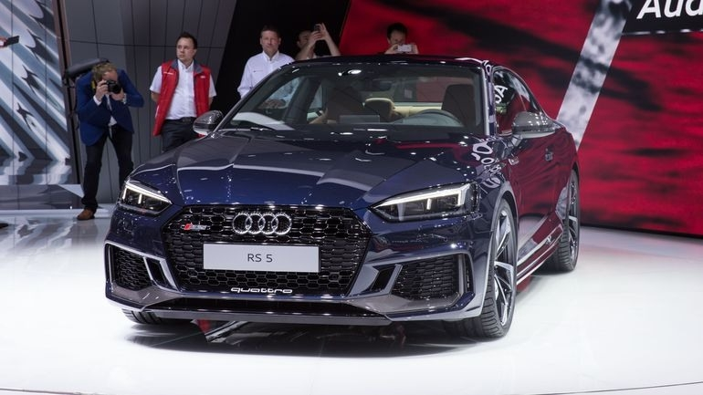 2019 Audi Rs5 Cabriolet Redesign