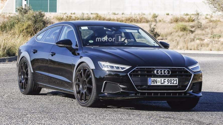 New 2019 Audi Rs7 New Release