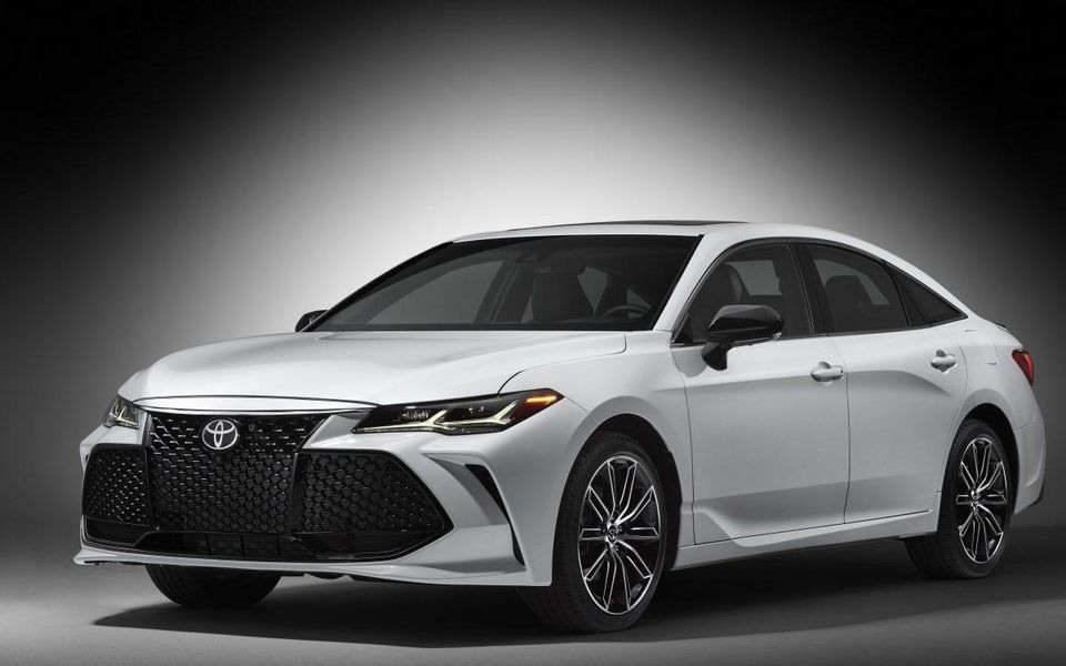 2019 Avalon New Release