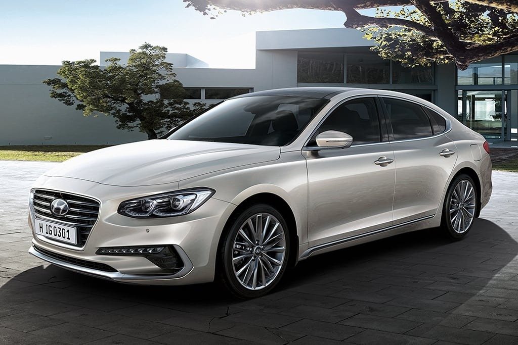 The 2019 Azera Specs and Review