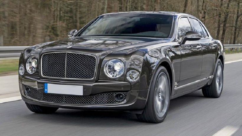 Best 2019 Bentley Mulsanne Msrp Release Date