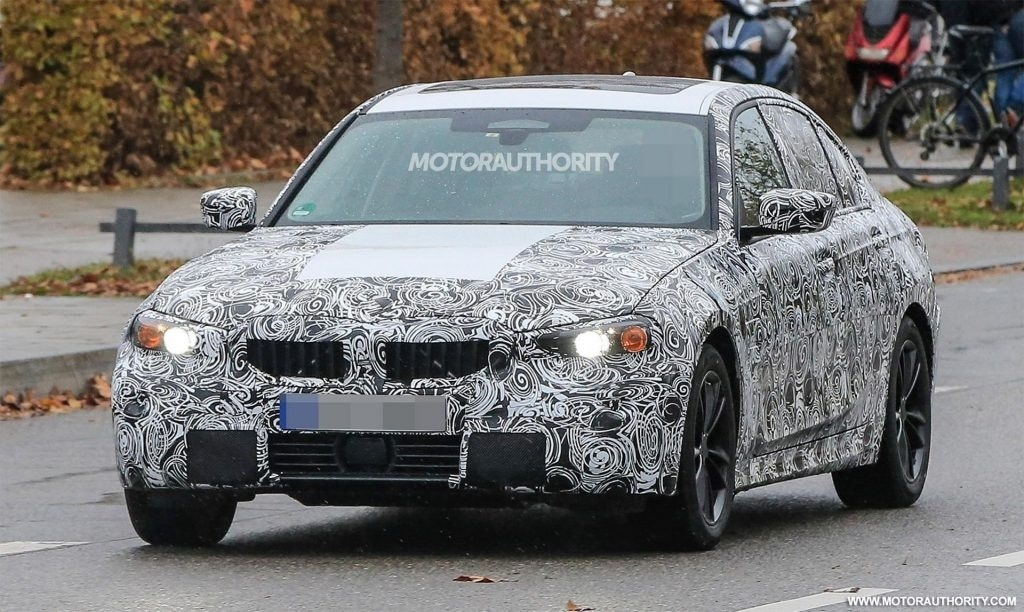 New 2019 BMW 3 Series Edrive Phev Picture