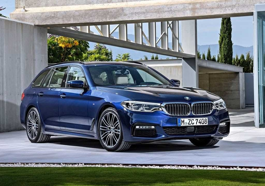 2019 BMW Touring First Drive