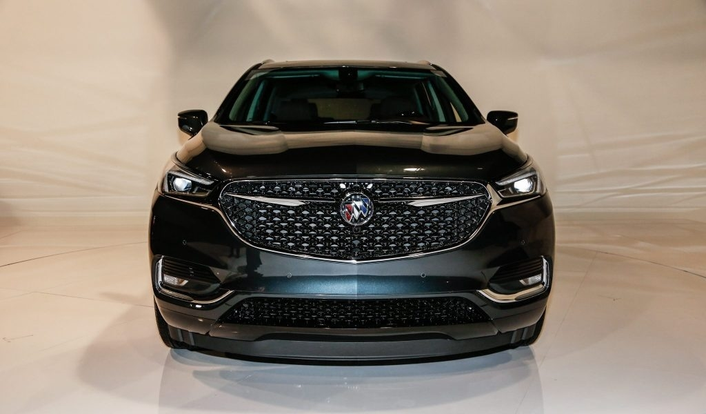 Best 2019 Buick Enclave Spy Photos Redesign