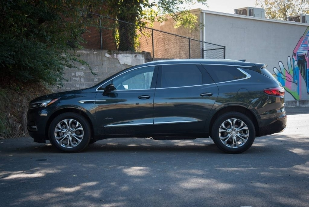 2019 Buick Enclave Spy Photos Review and Specs