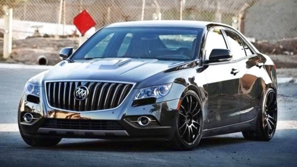 The 2019 Buick Grand National Price and Release date