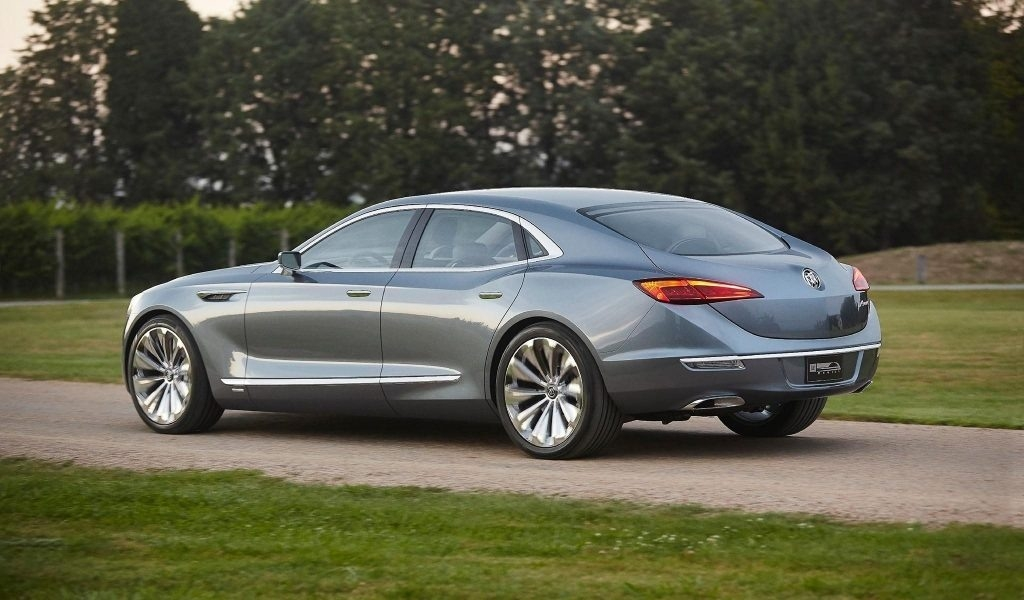 New 2019 Buick Park Avenue Overview