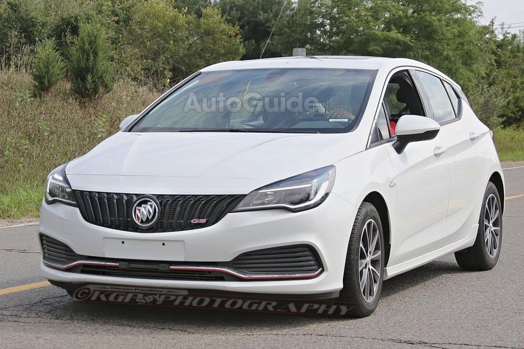 The 2019 Buick Verano Spy First Drive