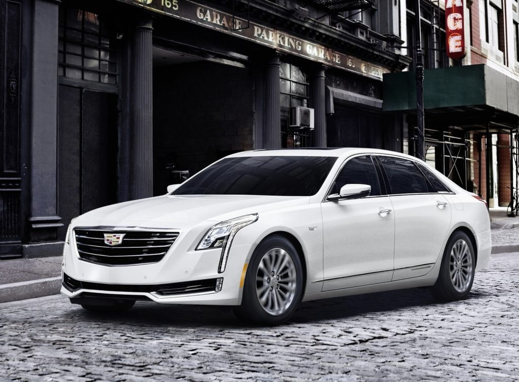 Best 2019 Cadillac Ct6 Phev Debuts In Shanghaiis U S Bound Picture
