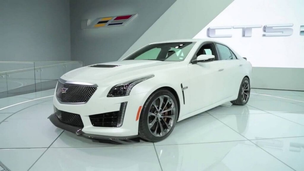 The 2019 Cadillac Cts Coupe Concept