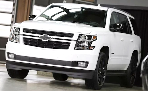 2019 Chevrolet Tahoe Colors New Release