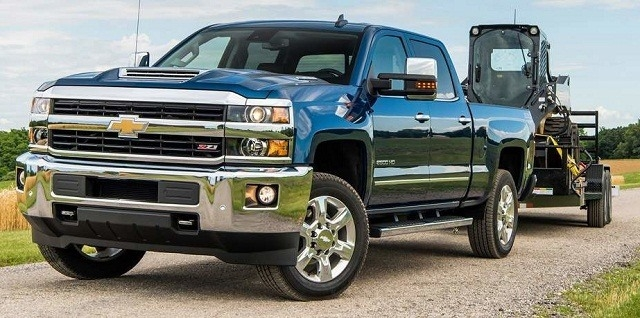 Best 2019 Chevy 2500Hd New Review