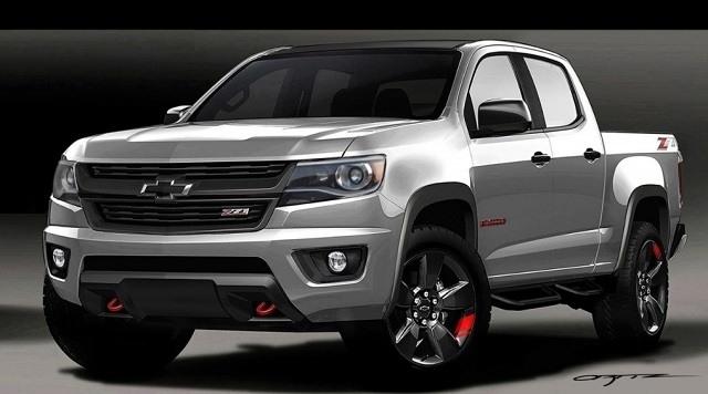 New 2019 Chevy Colarado Diesel Redesign