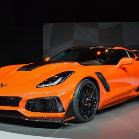 The 2019 Chevy Corvette First Drive