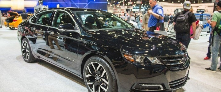 2019 Chevy Impala Specs and Review