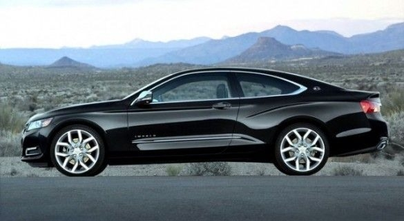 Best 2019 Chevy Impala Ss Ltz Coupe Redesign