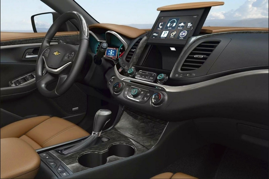 The 2019 Chevy Impala Ss Ltz Redesign