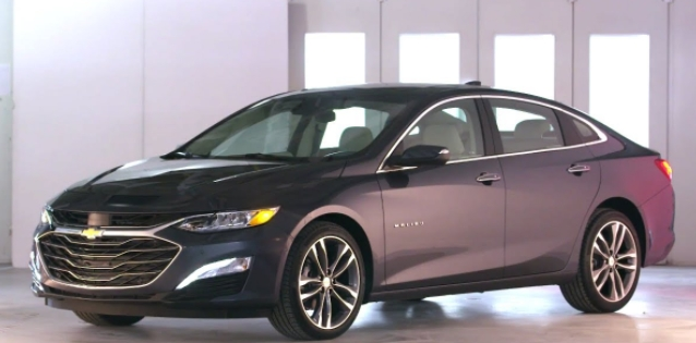 Best 2019 Chevy Malibu Ss Overview