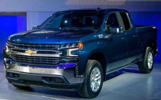 Best 2019 Chevy Silverado 1500 2500 Price and Release date