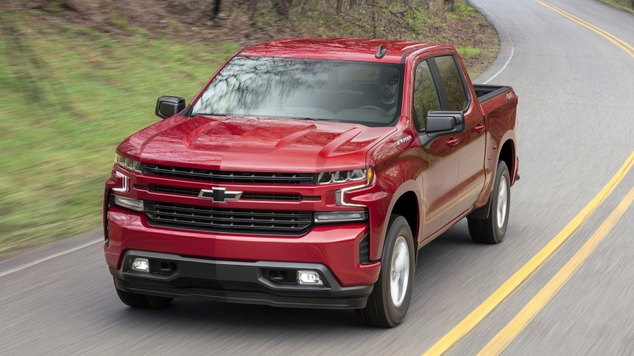 New 2019 Chevy Silverado Redesign