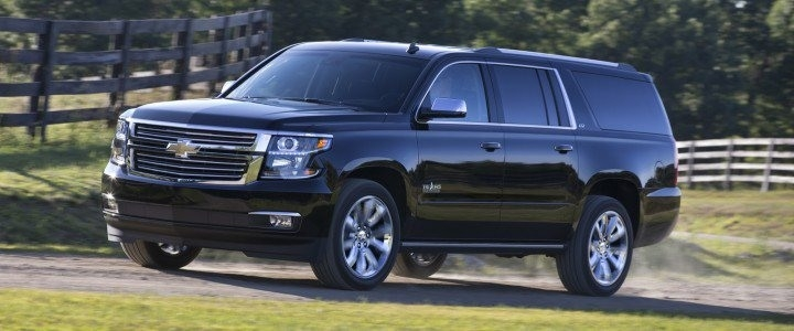 Best 2019 Chevy Suburban Z71 Overview