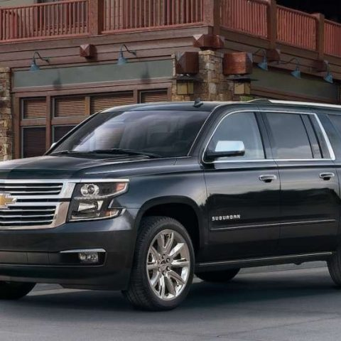 The 2019 Chevy Suburban Z71 New Review