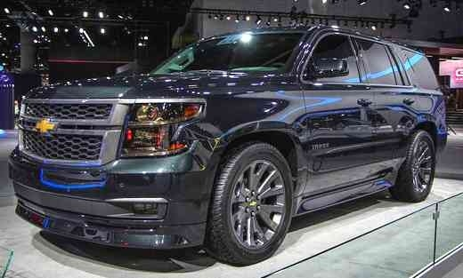 New 2019 Chevy Tahoe ltz First Drive