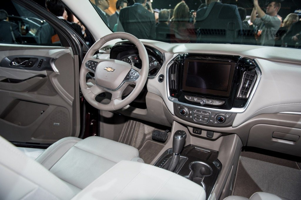 Best 2019 Chevy Traverse New Review